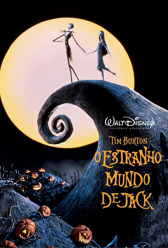 Poster O Estranho Mundo de Jack