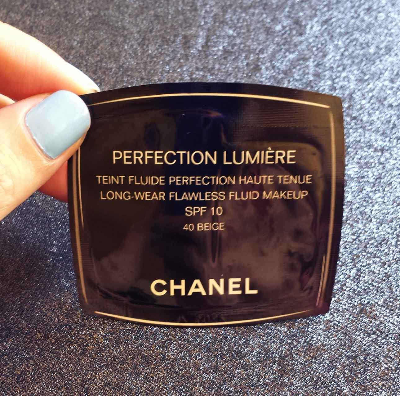 base perfection chanel