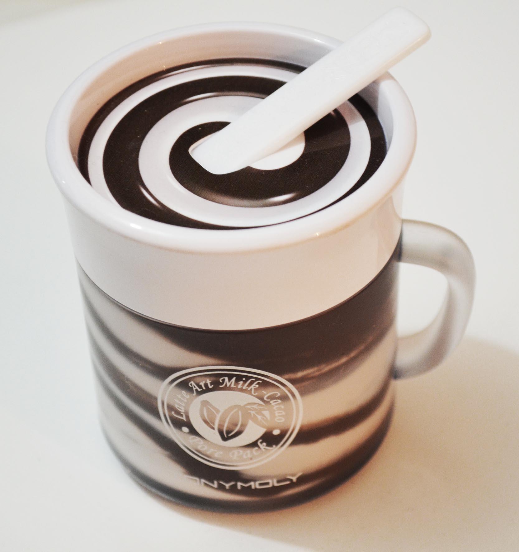Latte Art Milk-Cacao da Tony Moly