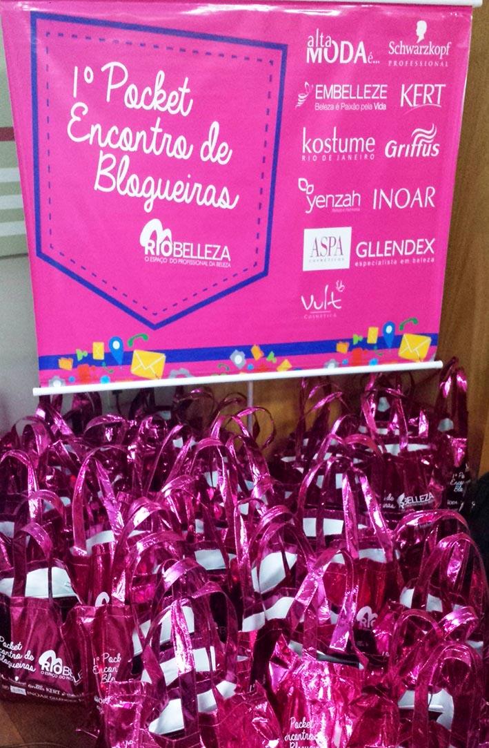 1º Pocket Encontro de Blogueiras da Rio Belleza