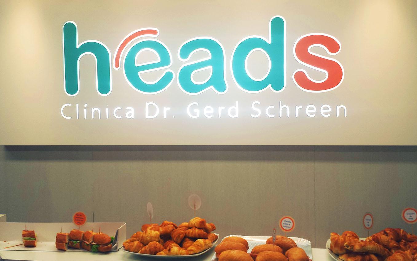 Clínica Heads
