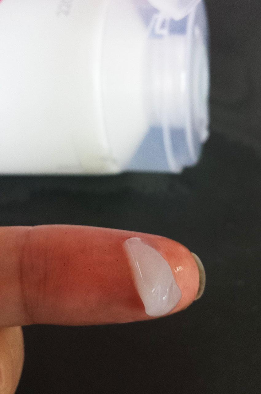 Gel Coadjuvante na redução de medidas valmari gelante térmico