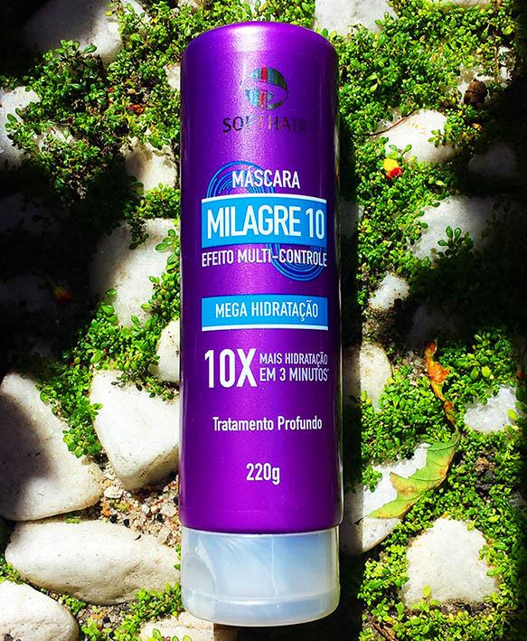 Milagre 10 Soft Hair